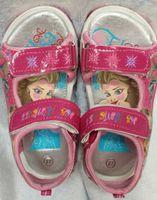 2014 New Arrived Frozen Elsa Anna Princess Girl Sandals Shoe...