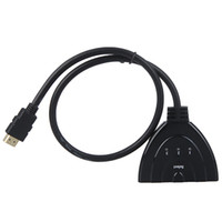 Wholesale HDMI Splitter m HDMI Input to HDMI Output Auto Switch Cable V529