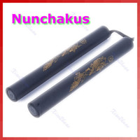 Wholesale Foam Dragon Nunchuck Padded Training Nunchucks Martial Arts Toy Padded Weapon