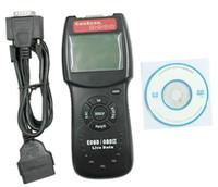 For BMW audi vag codes - D900 CANSCAN EOBD OBD2 Live PCM Data Code Reader Scanner