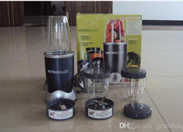 Wholesale Magic NutriBullet Juicer W Blender Mixer Extractor Magic Kitchen Appliances with AU EU US UK Plug