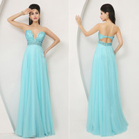 ssj In Stock AJ003 Ball Gowns Cheap Backless Sexy Long 2014 ...