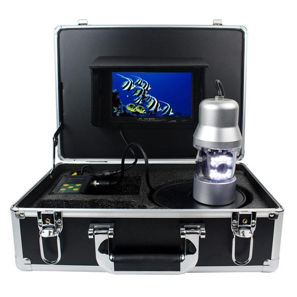 7 inch lcd underwater video camera system fish finder for Fishing lure with camera