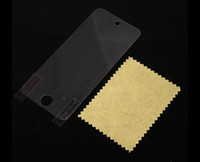 Wholesale Clear Screen Protector LCD Screen Film Guard without Retail Packaging for iPod Touch G G