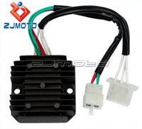 Black atlantic sales - Hot sale good quality motorcycle voltage regulator rectifier for Aprilia Atlantic Scooter