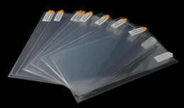 Wholesale Clear LCD Screen Protector Screen Film Guard without Retail Packaging for iPod Touch G G