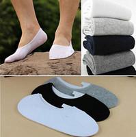 Men cheap socks - Cheap Men s Socks Cotton Socks Low Cut Ped Men s Loafer Boat Liner Low Cut No Show Socks High Quality CM08001
