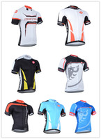 Wholesale HOT CASTELLI Cycling outdoor sports Professional team cycling Jersey short sleeves jersey Size S XXXL