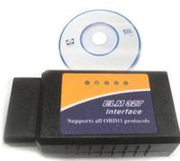elm327 Bluetooth obd2 v1. 5 v2. 1 ELM 327 Bluetooth OBD 2 car ...