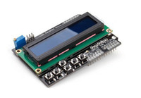 LCD 1602 Keypad Shield blue screen - LCD Keypad Shield LCD1602 LCD Module Display For Arduino ATMEGA328 ATMEGA2560 raspberry pi UNO blue screen