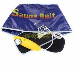 Sauna Heat Type Slimming Belt umbilical therapy Quick weight loss calorie burn belt