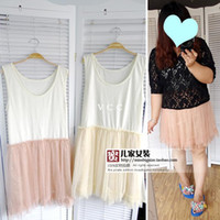 Wholesale Claudel home yards new special large size dress fat MM hearts gauze tutu long straps bottoming