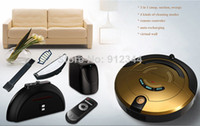 Cheap 5 in 1 Multifunction Robot Vacuum Cleaner,Sweep,Vacuum,Mop,Sterilize,Schedule,Auto Charge,Non-Marring Bumper,Avoid Falling Down