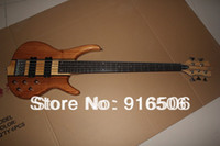 Wholesale 2014 hot guitar model New arrival smith electric bass strings line string single customize bass neck through