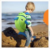 Wholesale 2014 New arrival Waterproof Backpack Animal style Bag Children schoolbags kid bag Cartoon Bags travelling bag camera bag child Shoulders Bag