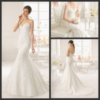 Wholesale 2015 Spring Garden Best Sweetheart Mermaid Lace Fabric with Appliques and Handmade Flowers Wedding Gowns Bridal Dresses Bridal Jacket