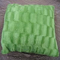 Atacado! Frete grátis 2014 novo padrão de bambu criativo da marca tecido travesseiro sofá macio almofadas