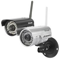 Indoor outdoor wireless wifi ip camera - WiFi Sricam Outdoor Waterproof IR P2P Camera Wireless IP Network Night Vision