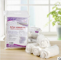 Wholesale washable disposable cotton underwear for spa travel pregnant women