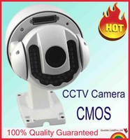 Wholesale Quality Megapixel HD PTZ Pan Tilt Zoom Wireless waterproof Outdoor Security Network Internet IP Camera P2P HW0025