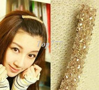 Barrettes & Clips Women's Party 1733 Free shipping minimum order $10 (mixed items) crystal headwear hair Clips barrettes Hairpins hair accessories for woman