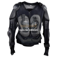 Wholesale Top Quality Jacket Racing Motorcycle Full Body Armor Spine Chest Protective Jackets Gear Size L B6 TK0543