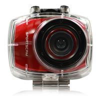Wholesale Kids Camera Led Video Lights G360 Action Camera Diving Waterproof Camera P Full HD Helmet Camera Underwater Sport Cameras Sport DV