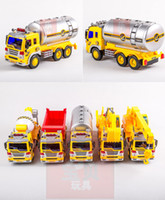 5-7 Years diecast model car - Hot Big Size Simulation Truck Inertial car Diecast Cars Model Vehicle stlyles pac freeshipping