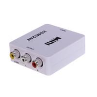 Wholesale HDMI to AV Converter