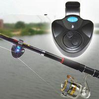 Wholesale Ocean Casting Rod Fishing Alarm Fish Hit Alertor Electronic Buffer Ring