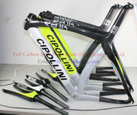 Wholesale New World champion Cipollini RB1000 road bike frame T1000 K MCipollini RB1K Carbon Frame fork headset seatpost Size M L BB30 BB68