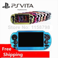 Wholesale High Quality Aluminum Metal Protective Case Cover for Sony PSVita PS Vita PSV PSV1000