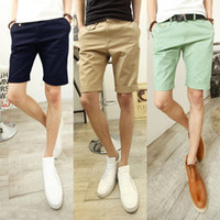 2014 Summer Pants ( wear until above the knee ) CCK26 CCMKHF2014 summer new Korean Slim pants men casual pants five pants men tide