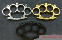 Wholesale Hot Selling self defense SKULL Hea BRASS KNUCKLE DUSTER METAL handcuffs THICK BELT iron fist BUCKLE