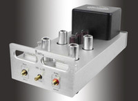 Wholesale Details about YAQIN MS B MM RIAA valve Integrated Vacuum Tube Pre Amplifier Phono Stage