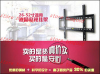 Wholesale Wall Mount Bracket for quot Plasma LCD LED Flat Panel Screen TV to inches LCD TV mounts general LED TV hanging up TV