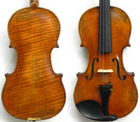 Wholesale Fine Violin after Strad Messiah Violin Model Deep Sound