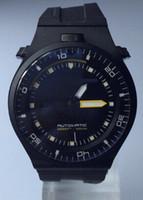 Dress ceramic christmas - Luxury brand Christmas gift mens watch wristwatch black rubber band chronograph quartz movement stopwatch Multifunctional aaa quality