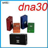 Cheap Best dna 30 Modz The most exquisite item clone verified quality with OLED Display screen 2014 dna 30 mod clone Vaporizer