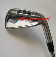 golf iron - New golf irons SLDR irons Pw Sw Aw with dynamic gold S steel shaft high quality golf clubs