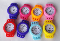 5-7 Years Multicolor Paper LOOM BAND WATCHES JUST ARRIVED ROUND ANALOGUE FACES DROP SHIPPING
