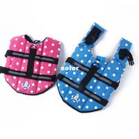 Wholesale Dog Life Jacket Life Vest Outward Hound Saver Pet Dog Swimming Preserver XXS L amp Drop shipping