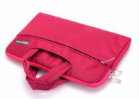 hp laptop - Universal Waterproof Slim Laptop Travelling Handbag Sleeve Bag for Macbook Air Pro Retina inch Dell HP Lenovo Computer PC Zipper Bags