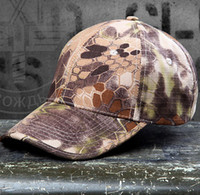 Wholesale 2014 hot sale cadet cap Outdoor travel Tactical Camouflag Hat Cap For Hunting military hat Baseball Cap