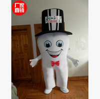 Wholesale Custom make big head baby teeth doll clothing Cartoon doll clothing people wear Mascot costumes dental propaganda costumes