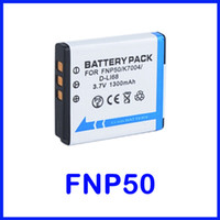 Wholesale NP Battery for FinePix XP100 XP110 XP150 XP160 XP170 XP200 REAL D W3 and Fuji X10 XF1 X20 Digital Camera
