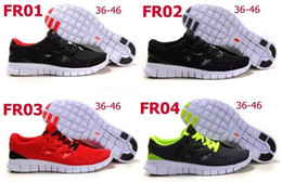 Wholesale New cheap mens womens free run running shoes sneakers comfort fashion sports running shoes trainers