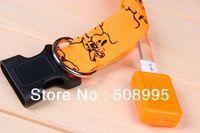 Wholesale Colors LED Dog Pet Night Safety Collar Flashing Light Up Collar adjustble belt