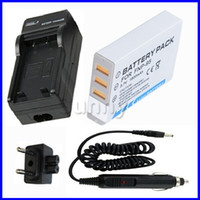 Wholesale Battery and Charger for NP NP95 and FinePix F30 F31fd F31 fd REAL D W1 X100 X X S1 XS1 Digital Camera