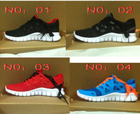 Wholesale New design cheap men s women s free run shoes sporting running training shoes sneakers